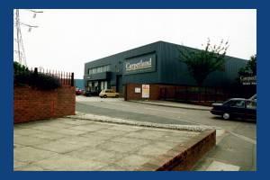 Plough Lane, Wimbledon: Carpetland