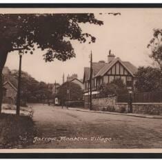 Jarrow, Monkton Village