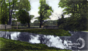 The Wandle, at Phipps Bridge, Mitcham