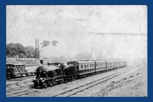 LSWR Drummond, Wimbledon Station