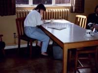 Morden Library Staffroom