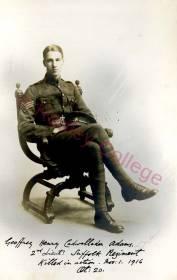 WW1 Adams