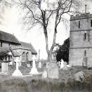 Bosbury Church and Tower