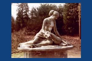 Cannizaro Park, Wimbledon: Statue of Diana
