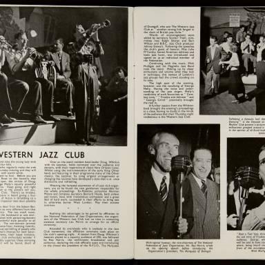Jazz Illustrated Vol.1 No.1 November 1949 0003