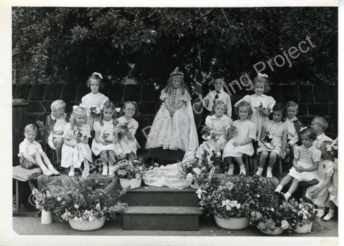 1949. 39th May Rose Queen Catherine Taylor (b)