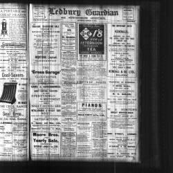 Ledbury Guardian - 1914