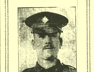 Private Thomas Woodcock (1888-1918) VC