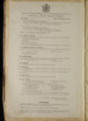 Routine Orders - June 1918 - April 1919 - Page 246