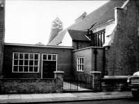 All Saints' church hall, Wimbledon