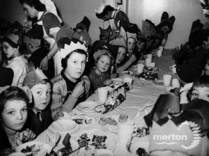 Children's Party, Nelson Hospital, Merton Park