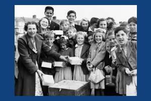 Morden and Carshalton Children's Outing to Littlehampton