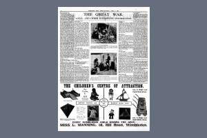 3 APRIL 1915