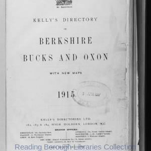Berkshire Directories