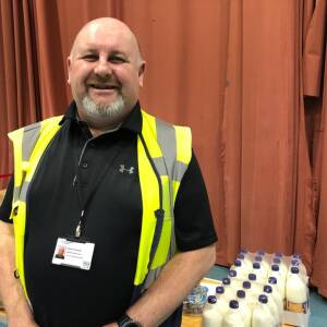 Council staff redeployed from markets and fairs to delivering emergency supplies