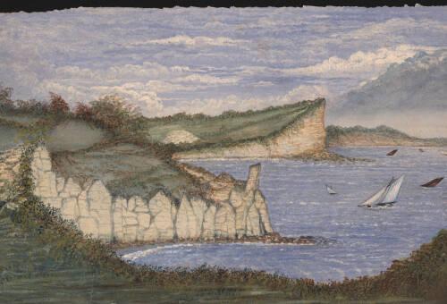 Unknown coastal landscape, Image no. 4