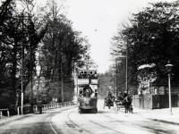 Trams Raynes Park, Coombe Lane