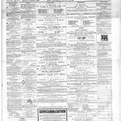 Ross Gazette - 1869