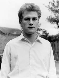 Dennis Catlin, of Mitcham Cricket Club