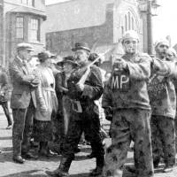 Bootle May Day, 1918