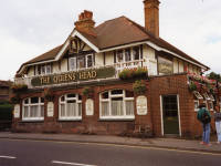 Queen's Head, Cricket Green