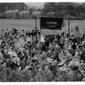 Grenoside Whit Sing early 1950's.
