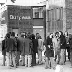 Burgess Factory