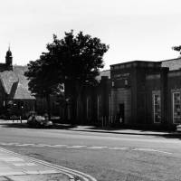 Litherland Library, Linacre Road, Litherland. (MSC Community Programme, 1987)