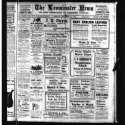 Leominster News - October 1914