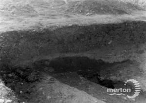 Merton Priory Excavations