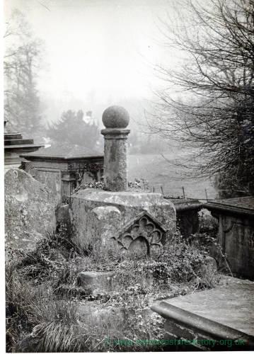 Tretire Cross, Herefordshire, 1919