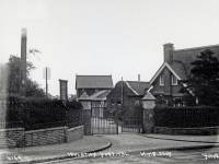 Hospital for Infectious Diseases, Gap Road, Wimbledon