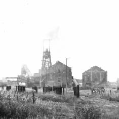 Colliery at Boldon Colliery