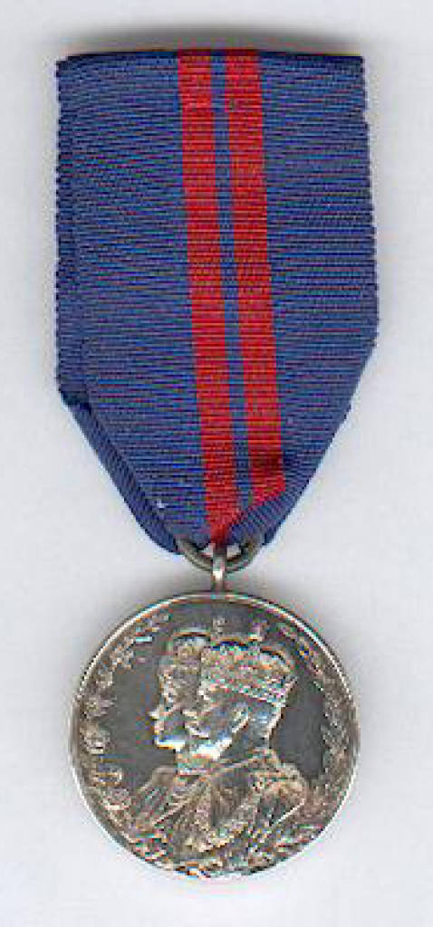 King George V Coronation Medal
