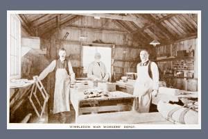 Wimbledon War Workers' Depot