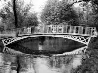 Iron Bridge, Morden Hall Park