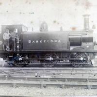 """Steam locomotive 157 """"Barcelona"""""""