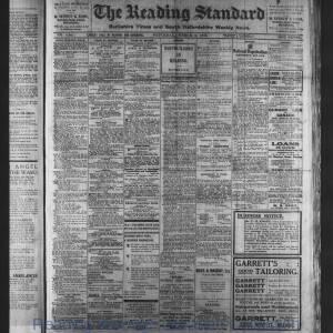 Reading Standard Etc 03-1918
