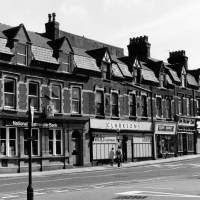 Seaforth Road in 1987