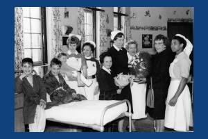 Wilson Hospital,  Mitcham: Ward staff