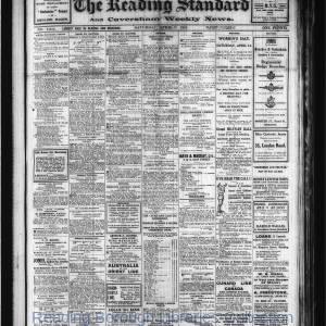 Reading Standard Etc 04-1917