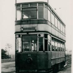 Corporation Tram 41