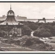 Bandstand, Marine Park, South Shields