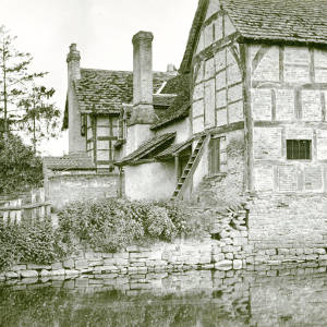 Amberley Court, Marden, back