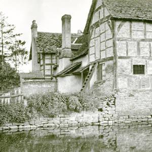 Amberley Court, Marden, back