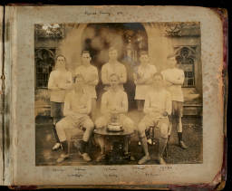 Photograph Album B Social 1 (1888-1923)-079 1923 Physical Training.jpg