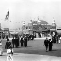 Southport Pier Entrance,1913
