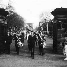 Good Friday, Jarrow 1965