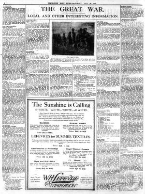 29 MAY 1915