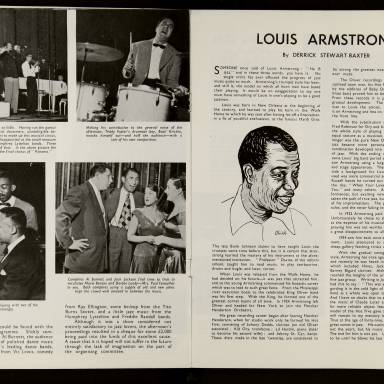 Jazz Illustrated Vol.1 No.1 November 1949 0007